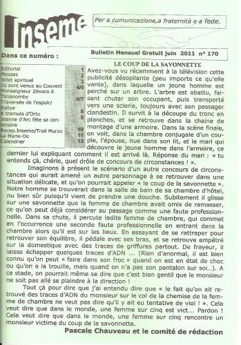 savonnette, DSK, hôtel,ADN, Chauveau