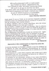 thevenet, afrique